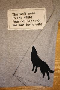 Wolf Gedicht